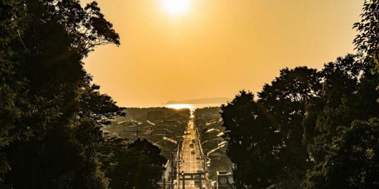 Con đường ánh sáng thần thánh