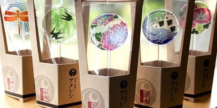 Amezaiku - đến kẹo mút cũng là một môn nghệ thuật đặc biệt của xứ Phù Tang