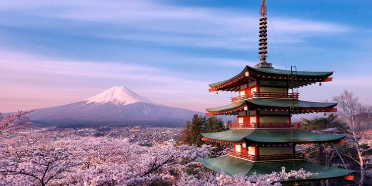 Nhật Bản gắn liền với những cái tên cực kỳ mĩ miều