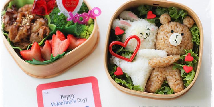 Gửi lời yêu thương vào những hộp cơm Bento