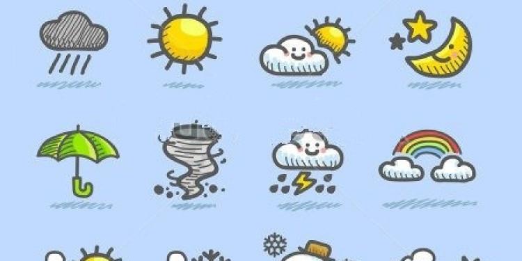 Từ vựng tiếng nhật theo chủ đề : Thời tiết, Mùa, Mưa, Thiên tai