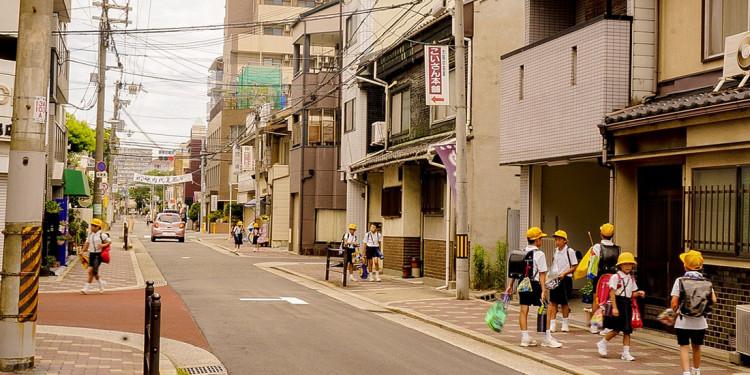 Lối sống sạch sẽ của người Nhật