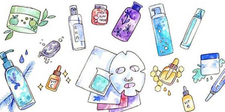Các bước skincare với những sản phẩm của Nhật (phần 2)