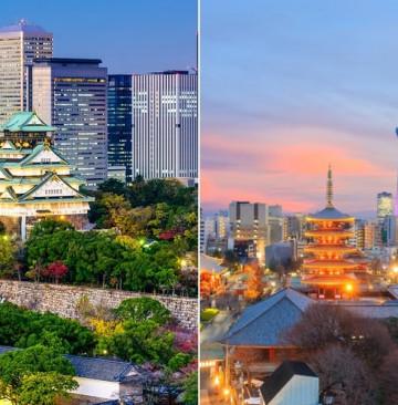 Du học sinh Nhật được chọn vùng nào? trường nào?